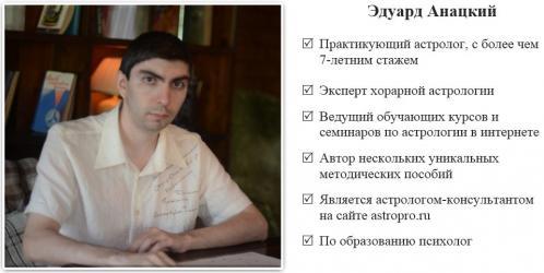 Эдуард Анацкий
