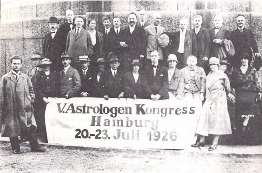 V астрологический конгресс Гамбургской школы астрологии